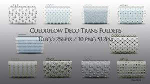 Colorflow Deco Trans Folder by fandvd