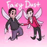 Fairy Dust by Special-Sari