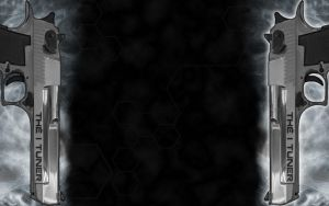Youtube Background: TheITuner by NIHILUSDESIGNS