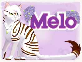 For Melo by Lichenpatch