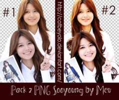 [PACK] 2 PNG Sooyoung cut by Meu by CatbeYOLO