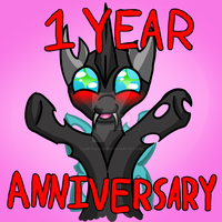1 Year anniversary [only mortem] by Chrysalis-Army