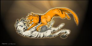 PROVE: Longtail Vs. Rusty by Ardnak