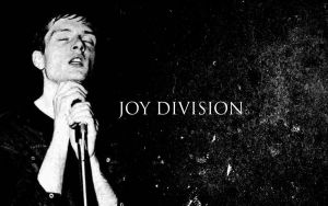 Joy Division Ian Curtis by scaven