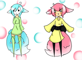 Auction adoptables :CLOSED: by Muuki-chii