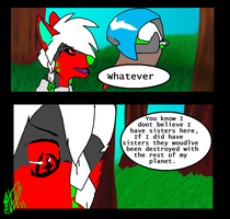 Alternate Universe Page 3 by SickAede