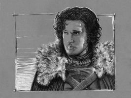 Jon Snow by Kapow2003