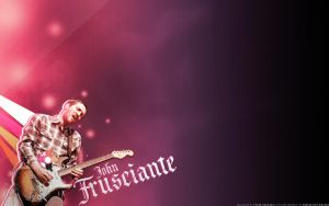 John Frusciante Wallpaper by M2D