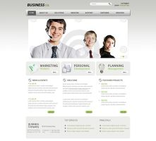 Business template by nirmalabenjamin
