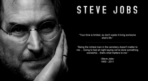 R.I.P Steve Jobs .. A genius.. by N3xS