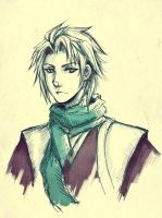 Quickie: Toshiro by amirafox
