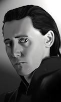 Loki by HarvesterOfDreams