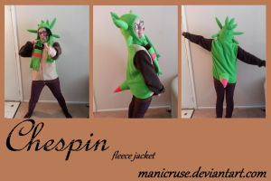 Chespin by ManicRuse