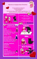 Comission info by Angiepureheart