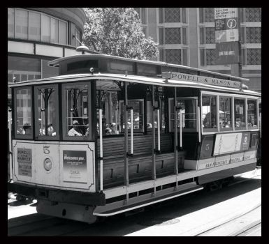 Cable Car by kuat