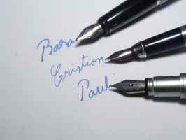 pens by cpbara