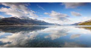 Still Wakatipu from Kinloch. by pmd1138