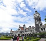 Dunedin Railway Station by rickster1981