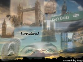 Pictures of London in my eyes by Rosshi
