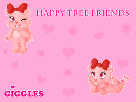 Giggles wallpaper by Gothicraft