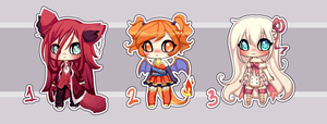 Adopts Auction CLOSED by koyame