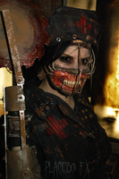 Sawmill Nurse by PlaceboFX