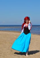 Cosplay: Ariel IV by Ginger-I