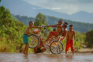 Indonesian Childrens #2 by heribudianto