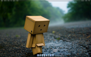 My old ArchLinux V by Juanma90
