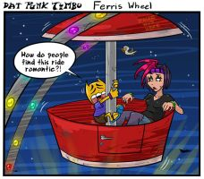 DPT: Ferris Wheel by hooksnfangs