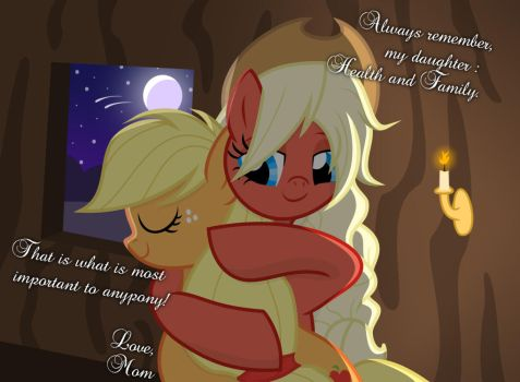 Part One: Apple Jack and Apple Pie by Aurora-Chiaro