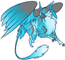 Griffin Adoptable: SOLD by Malisu