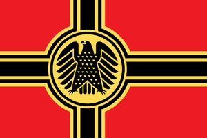 Alt. flag of Germany by RomaniaTricolor