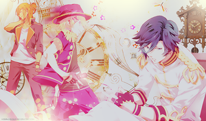 Wall Utapri by MisakiAmour