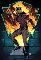 The Rocketeer by sdowner