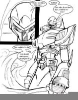 Infe-X-ion Page eight Lineart by Throgg