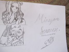 Mirajane Strauss by PINB242