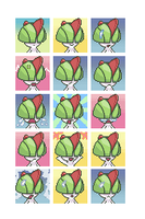 Ralts PMD Expressions