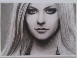 Avril Lavigne by LauraCatrinella