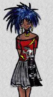 Pretty Punk by Taiya001