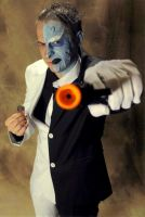 OTAKON 2012- Two-Face Photo Suite 2 by DoctorTonyStarkWho