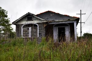 Down in the 9th Ward of New Orleans by CalcifiedCrow