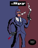 The Spy by Dolphinator45