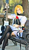 ::Kagamine Ren - The Immoral Memory::Cosplay 5 by xXChiharuDawnXx
