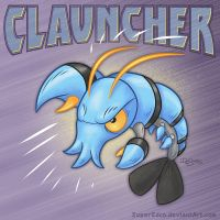 Pokemon: Clauncher