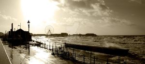Blackpool pier by 19BiGBeN87