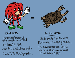 Knuckles by qwerty1198