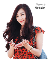 Tiffany @Incheon Airport PNG5 by LPuKirino