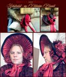 Victorian Bonnet by poisonmilow