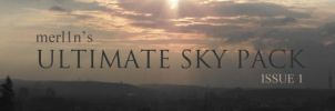 Ultimate Sky Pack - Issue 1 by merl1ncz